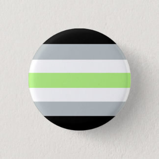 Agender Pride Button