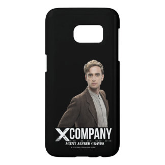 Agent Alfred Graves Samsung Galaxy S7 Case
