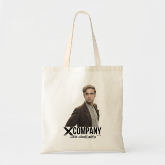Agent Alfred Graves Tote Bag
