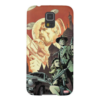 Agent Carter With Howard Stark Galaxy S5 Covers