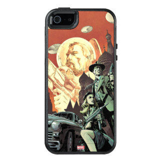 Agent Carter With Howard Stark OtterBox iPhone 5/5s/SE Case