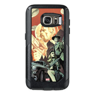 Agent Carter With Howard Stark OtterBox Samsung Galaxy S7 Case