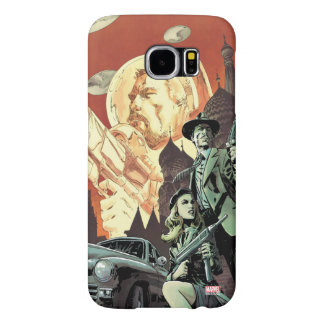 Agent Carter With Howard Stark Samsung Galaxy S6 Cases