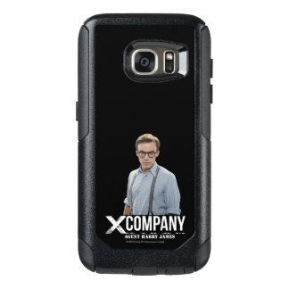 Agent Harry James OtterBox Samsung Galaxy S7 Case