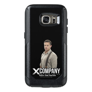 Agent Neil Mackay OtterBox Samsung Galaxy S7 Case