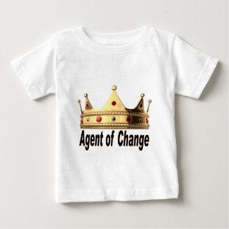 Agent of Change Baby T-Shirt