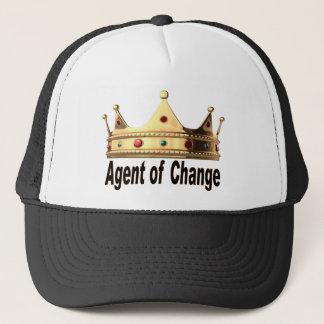 Agent of Change Trucker Hat