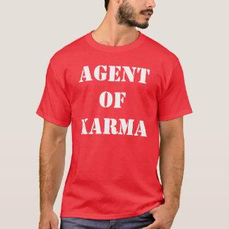 Agent of Karma T-Shirt