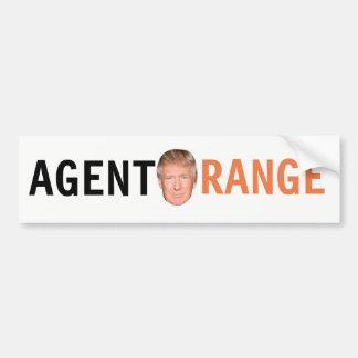 Agent Orange Bumper Sticker