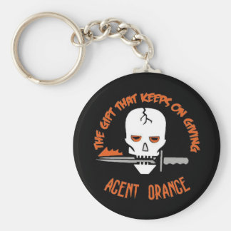 Agent Orange - Gift That Keeps on Giving Key Chain