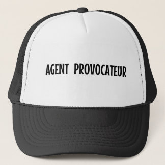 Agent Provocateur Trucker Hat