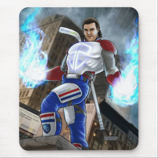 Agent Prust Collection Mouse Pad