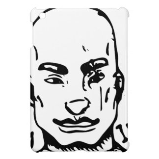 Agent Street Smirk iPad Mini Case