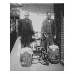 Agents Displaying Whiskey Still, 1920 Posters