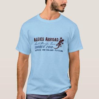 Aggies Abroad - Design 2 T-Shirt