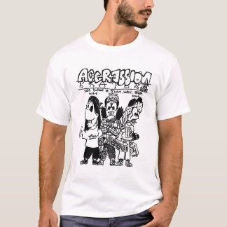 AGGRESSION SKATES T-Shirt