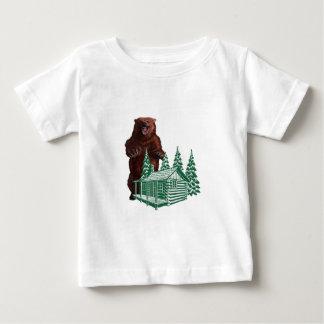 Aggressive Action Baby T-Shirt