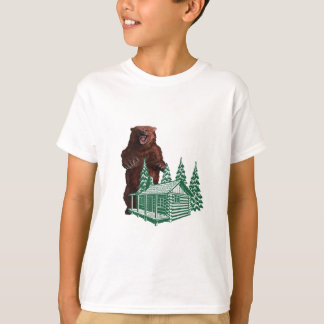 Aggressive Action T-Shirt
