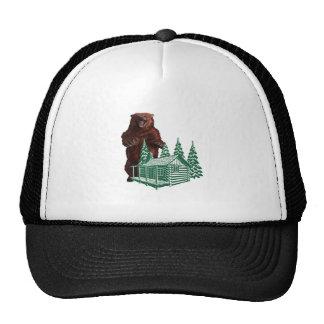 Aggressive Action Trucker Hat