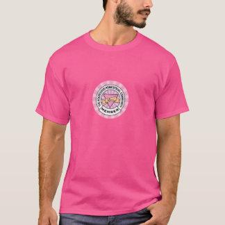 Aggressive Homosexual Community Pink T-shirt