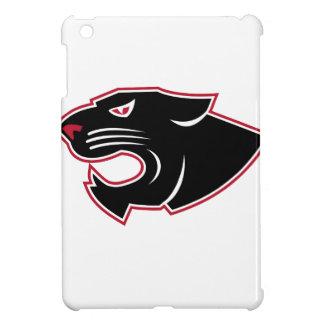 Aggressive Panther Head Icon iPad Mini Cases