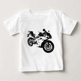 aggressive sport motorcycle baby T-Shirt