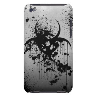 AggroTech Biohazard iPod Touch Barely There Case