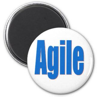 Agile 2 Inch Round Magnet
