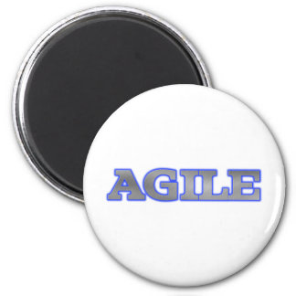 AGILE 2 INCH ROUND MAGNET