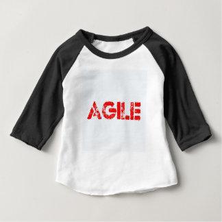 Agile agenda baby T-Shirt