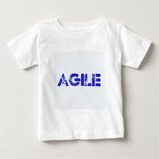 Agile BLUE Baby T-Shirt