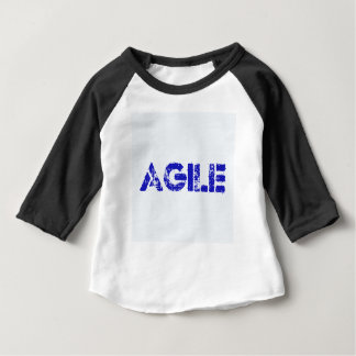 Agile BLUE Baby T-Shirt