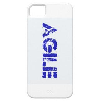 Agile BLUE iPhone 5 Cases