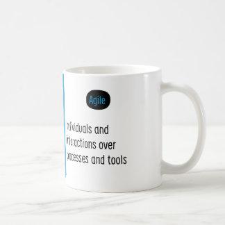 Agile Manifesto cup I.