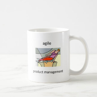 Agile Product Management Coffee Mug