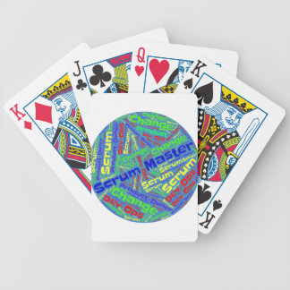AGILE SCRUM DESIGNS BICYCLE PLAYING CARDS