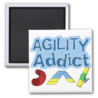 Agility Addict Magnet
