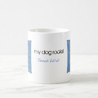 Agility Big Plan - Stick Dog Coffee Mug