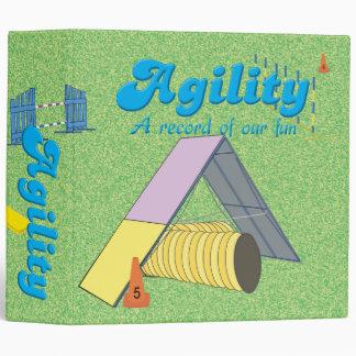 Agility Binder