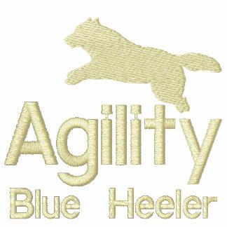 Agility Blue Heeler Hoodie