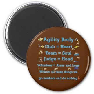 Agility Body Magnet
