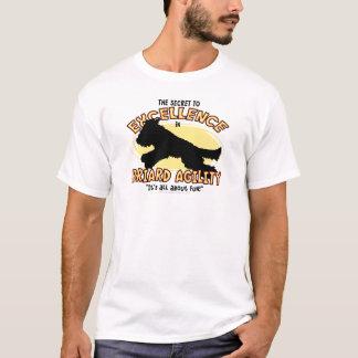 Agility Briard Secret T-Shirt