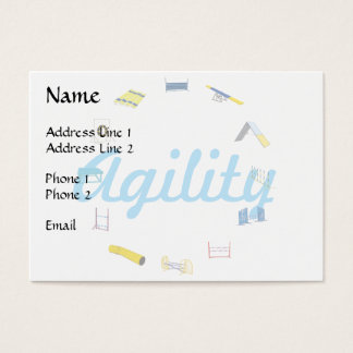 Agility Circle Business Card