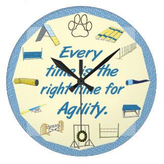 Agility Every Time Clock