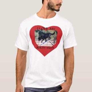 Agility Mutt T-Shirt - Customized