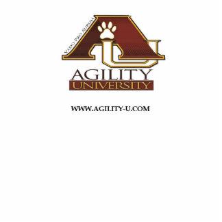 Agility U Magnet! Photo Sculpture Magnet