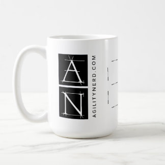 "AgilityNerd ""Double Box"" Mug"