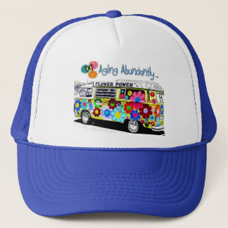 Aging Abundantly Hippie Van Hat