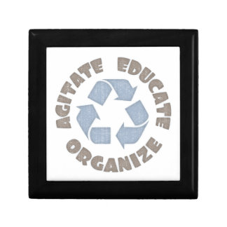 Agitate Educate Organize Gift Box