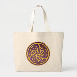 AGK Logo Large Tote Bag